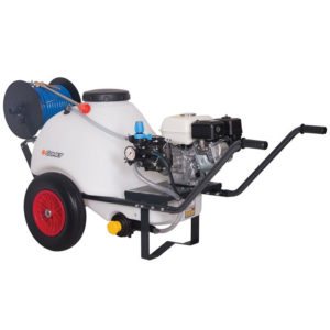 MC25 120L Wheelbarrow Tank - Petrol
